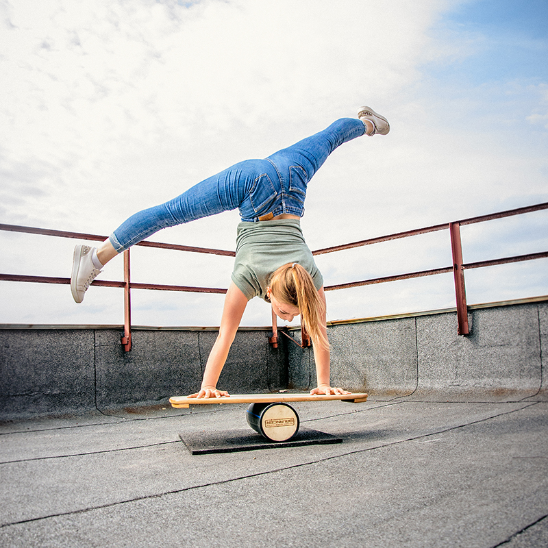 баланс борд тренировка